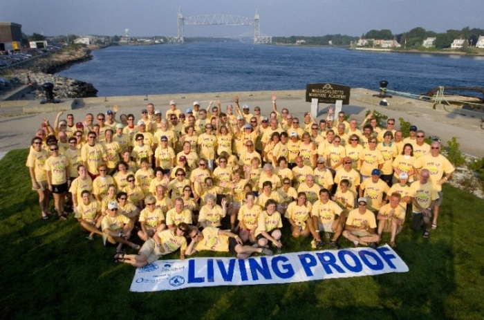Living Proof Picture - PMC 2007